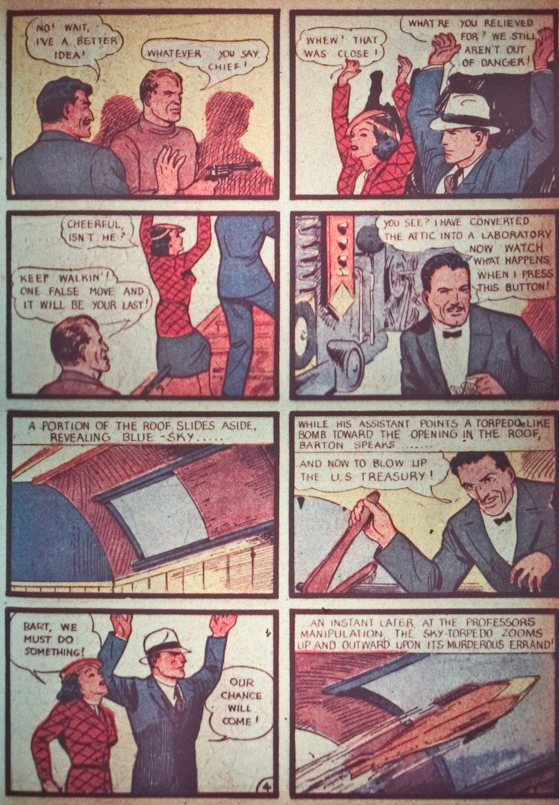 Read online Detective Comics (1937) comic -  Issue #26 - 57