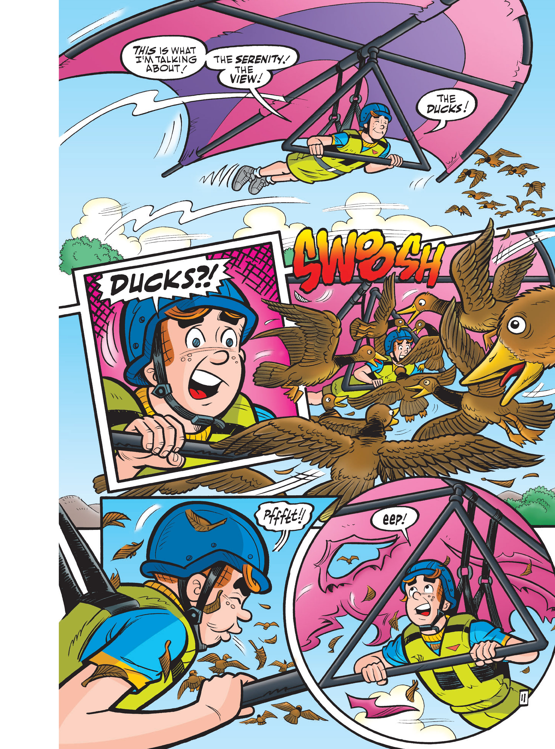 Read online Archie 75th Anniversary Digest comic -  Issue #1 - 179