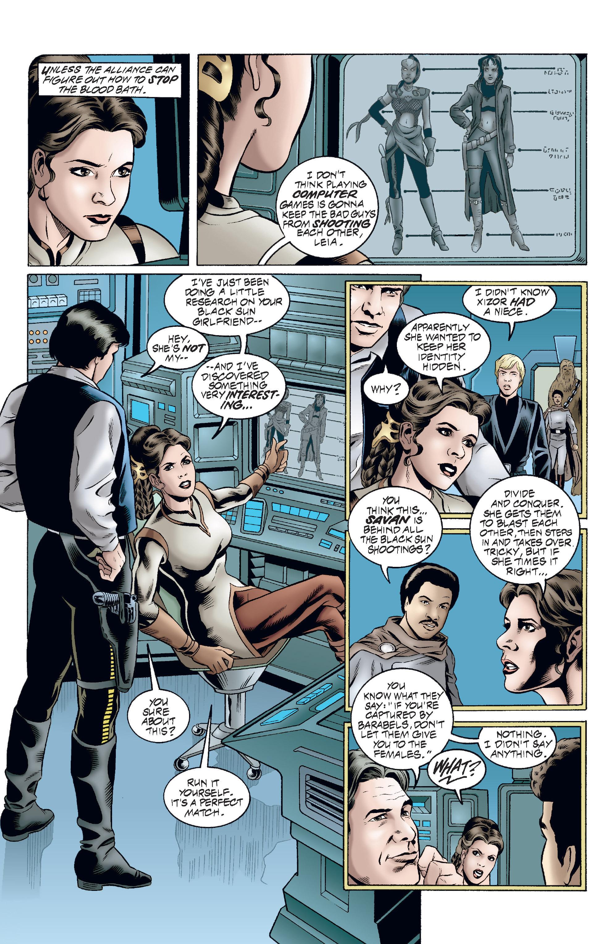 Read online Star Wars Omnibus comic -  Issue # Vol. 11 - 365
