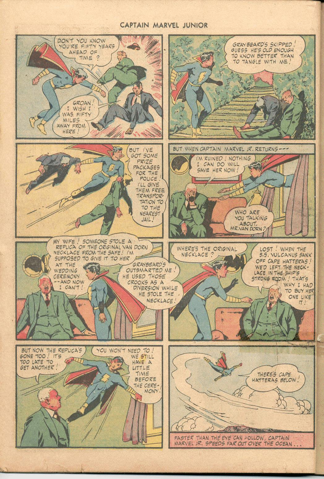 Captain Marvel, Jr. issue 38 - Page 17