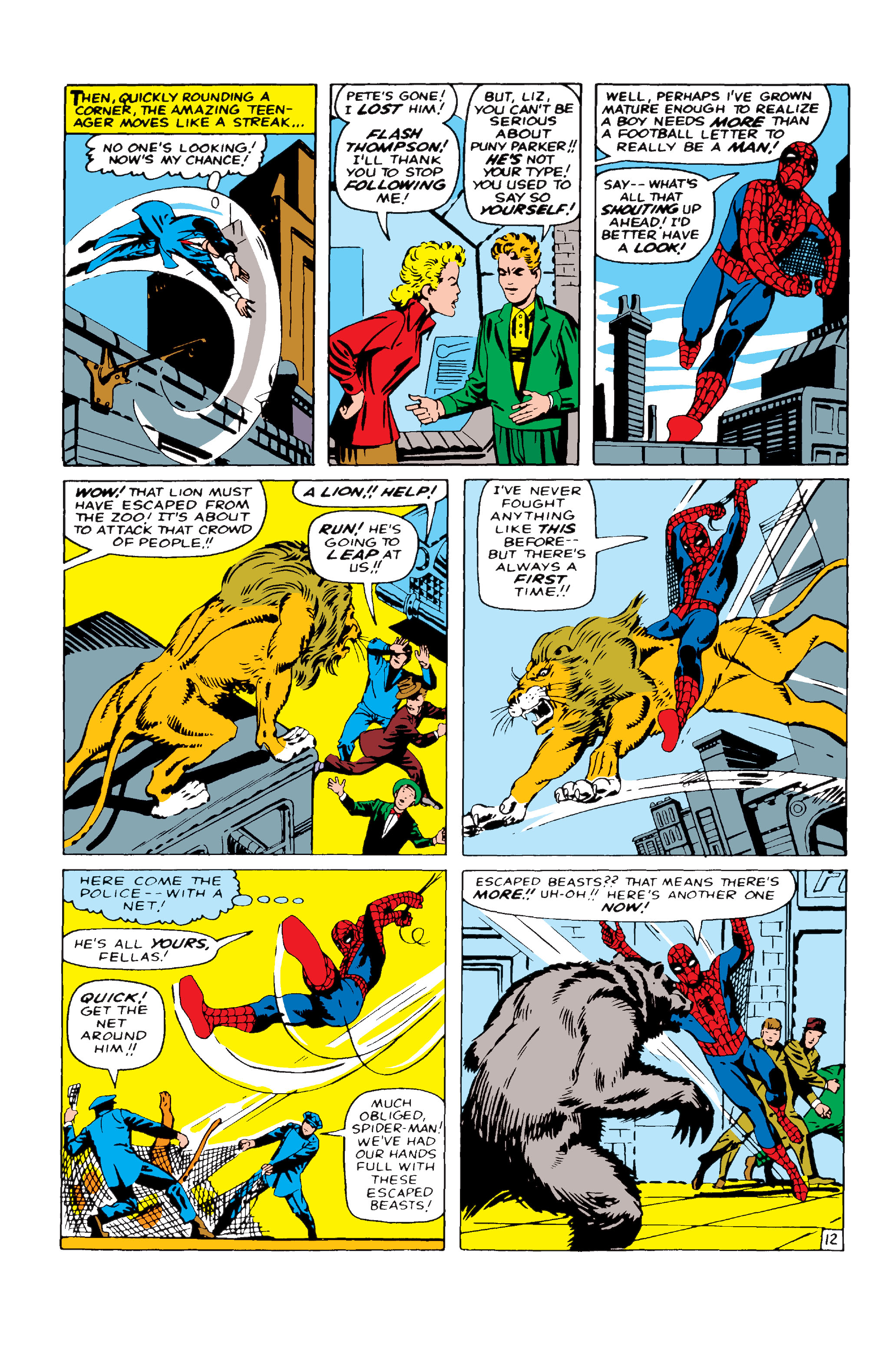 The Amazing Spider-Man (1963) 12 Page 12