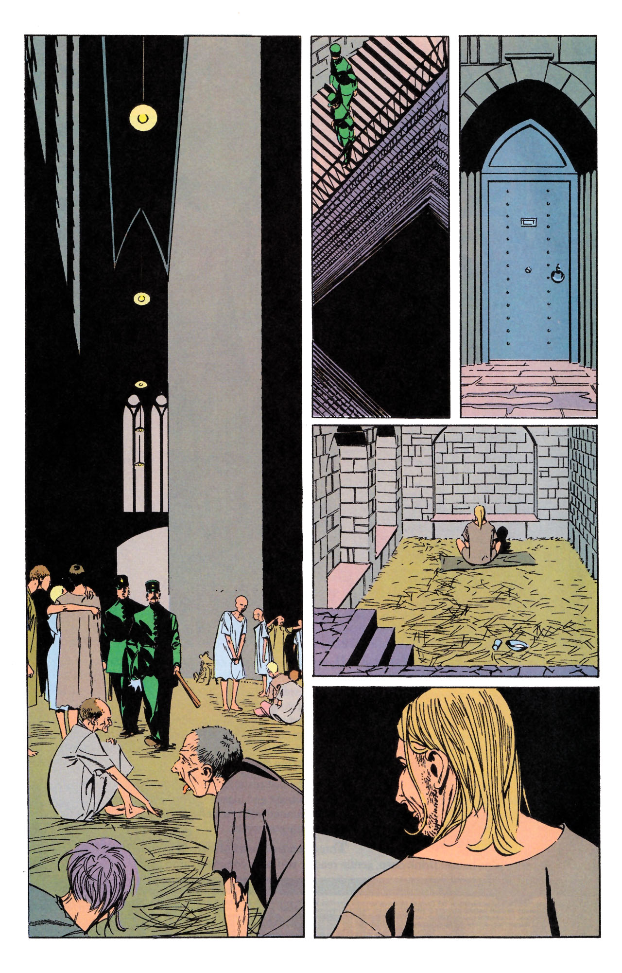 Read online Sebastian O comic -  Issue #1 - 4