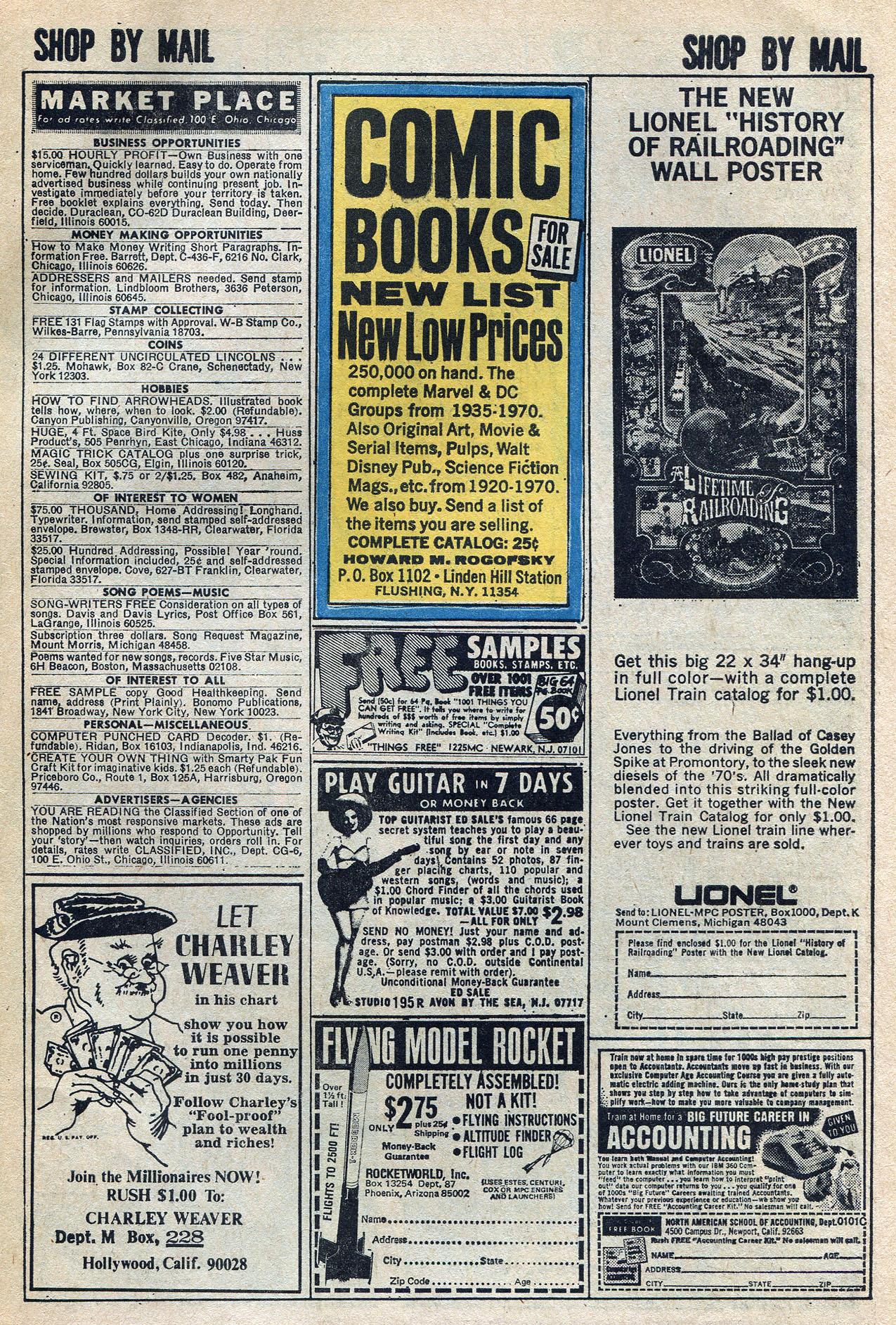 Read online Amazing Adventures (1970) comic -  Issue #4 - 27