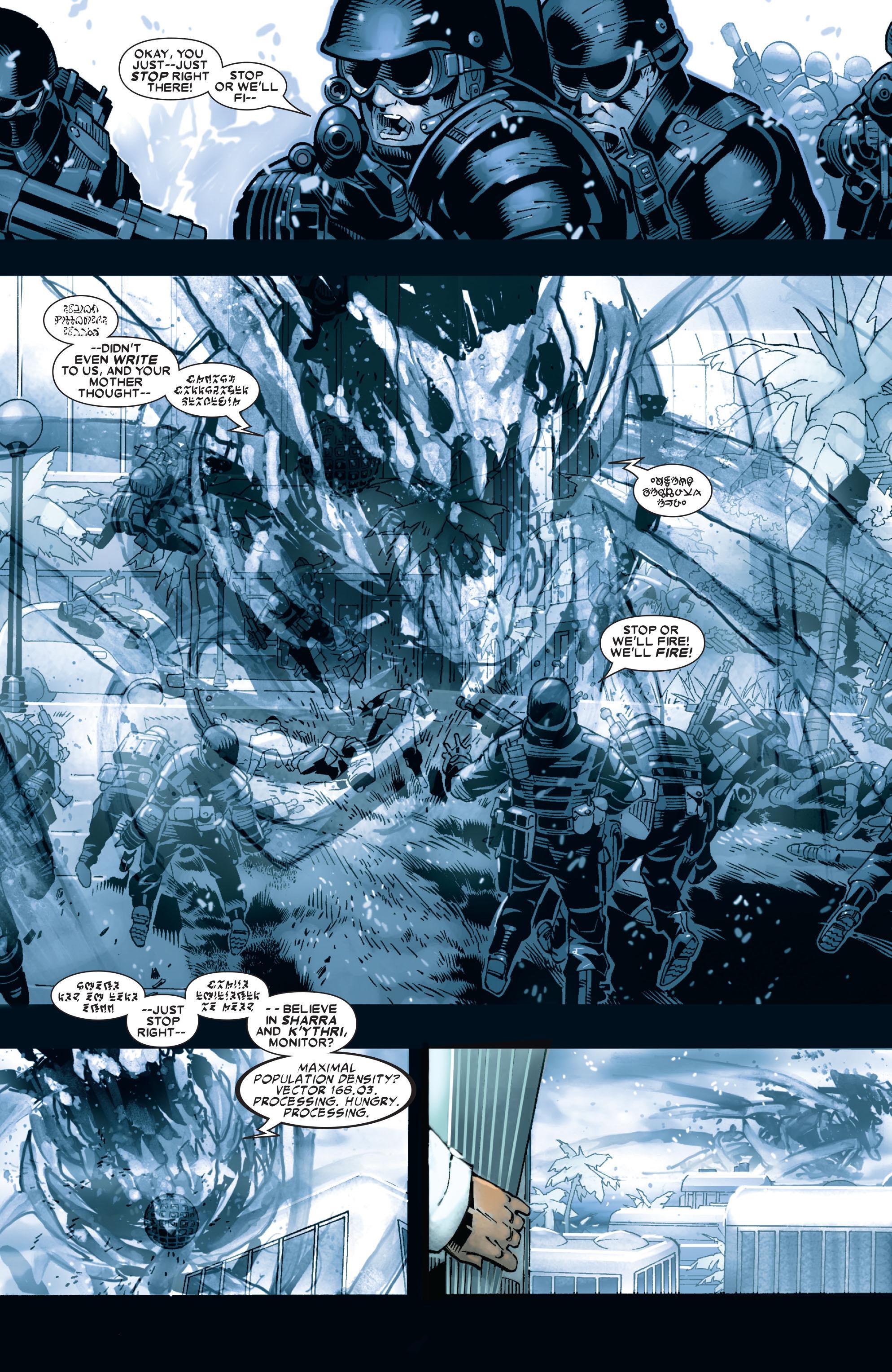 X-Men (1991) 198 Page 8