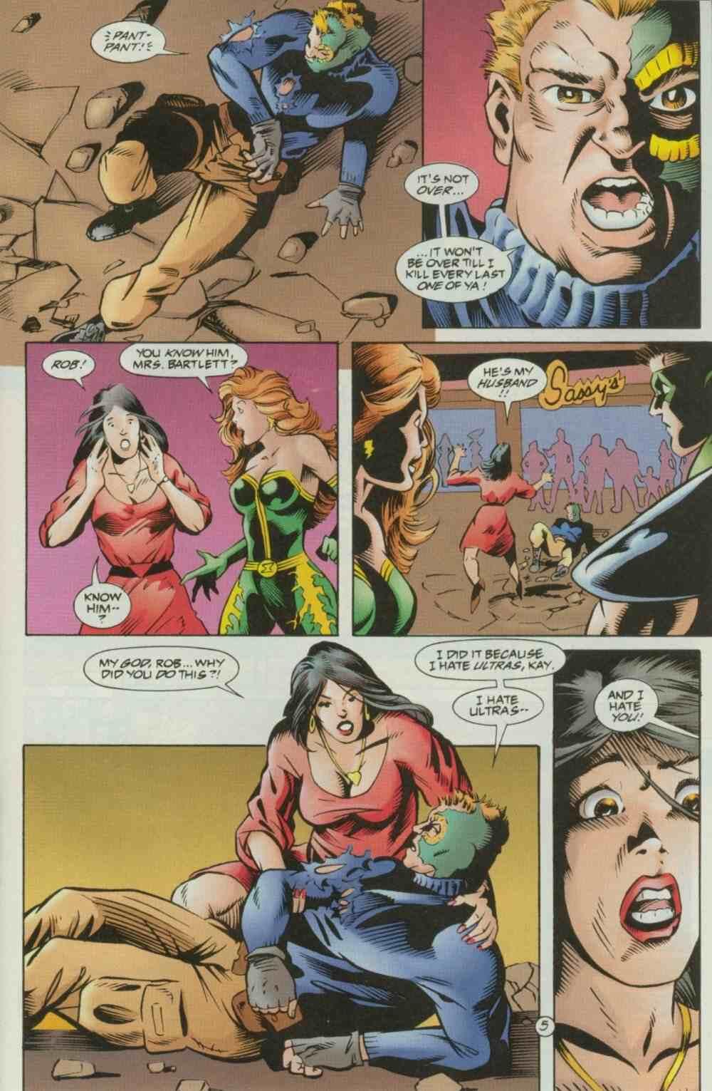 Read online Ultraverse Premiere comic -  Issue #8 - 27