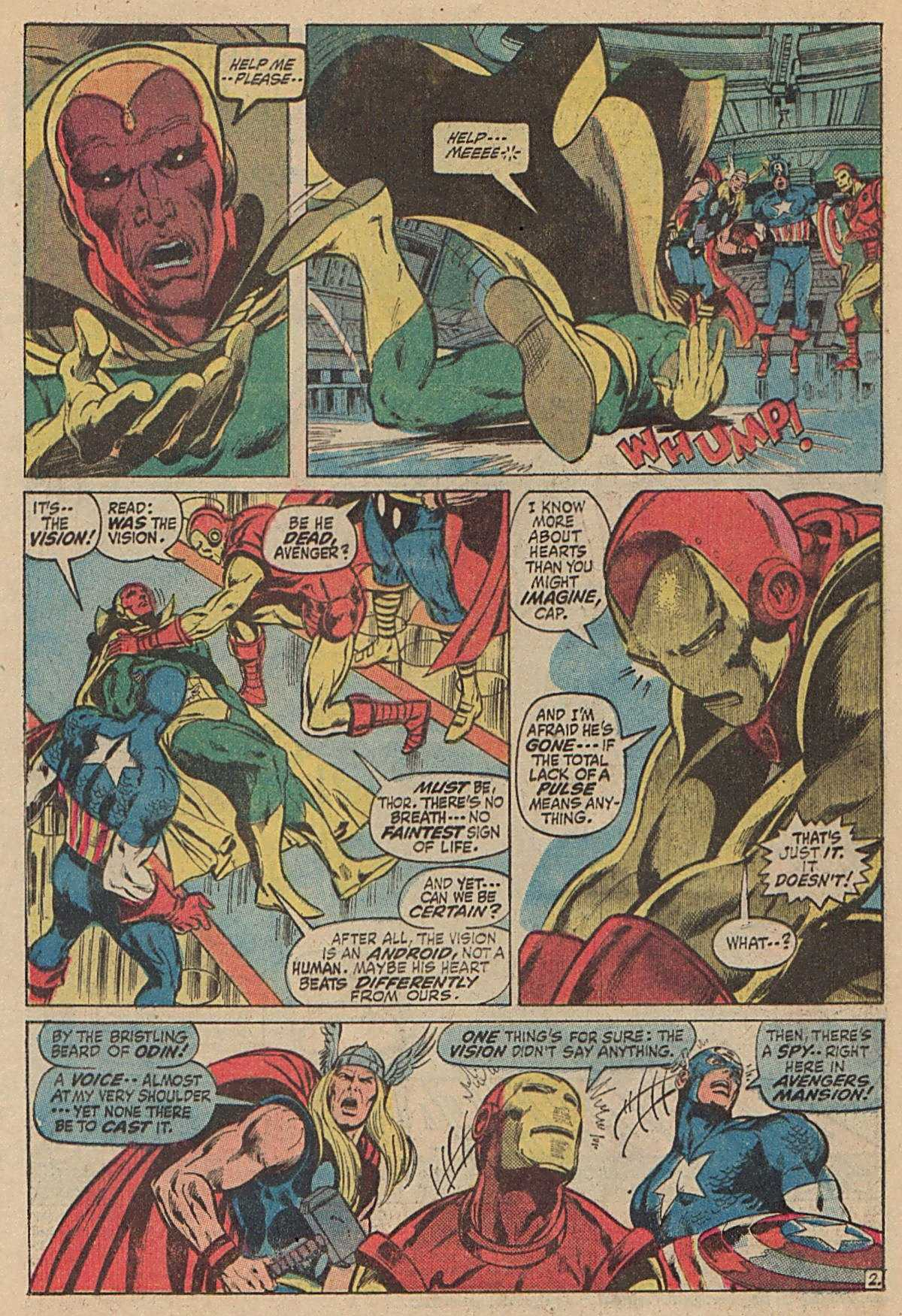 The Avengers (1963) 93 Page 2