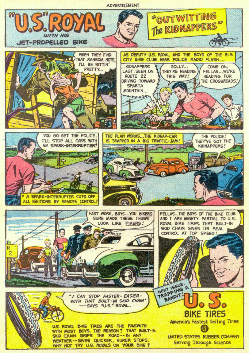 Read online Sensation (Mystery) Comics comic -  Issue #67 - 41