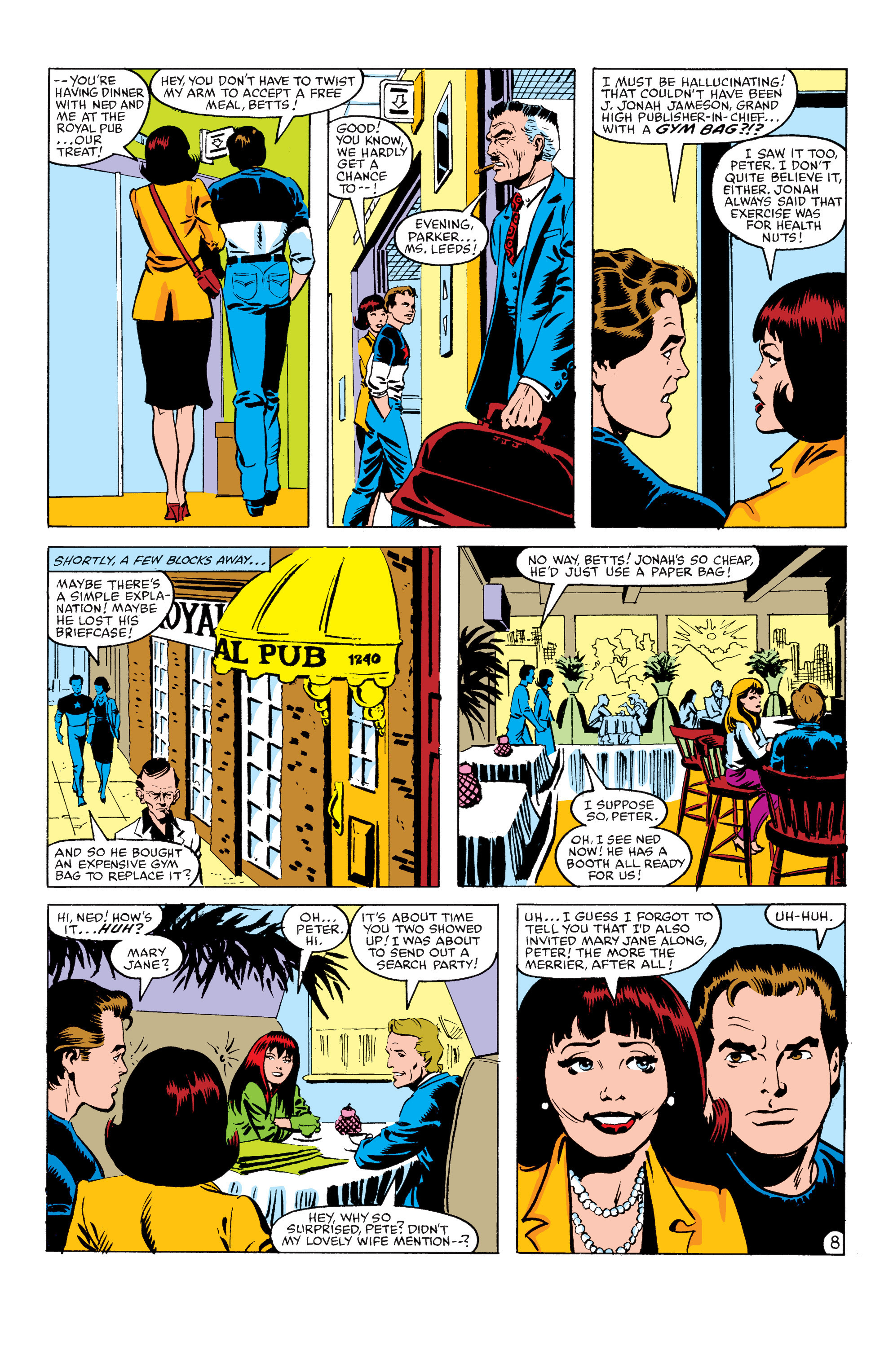 The Amazing Spider-Man (1963) 245 Page 8
