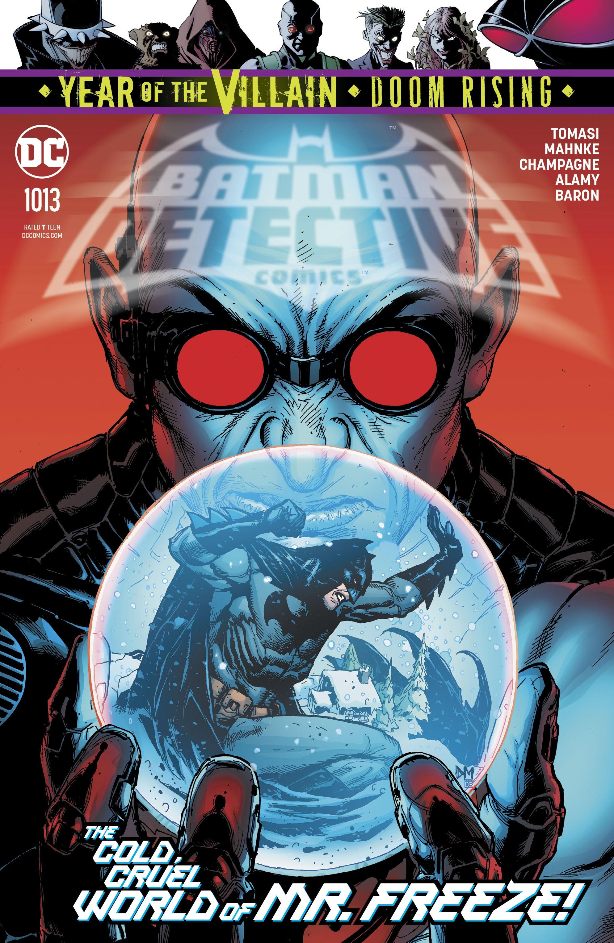 Detective Comics (2016) 1013 Page 1