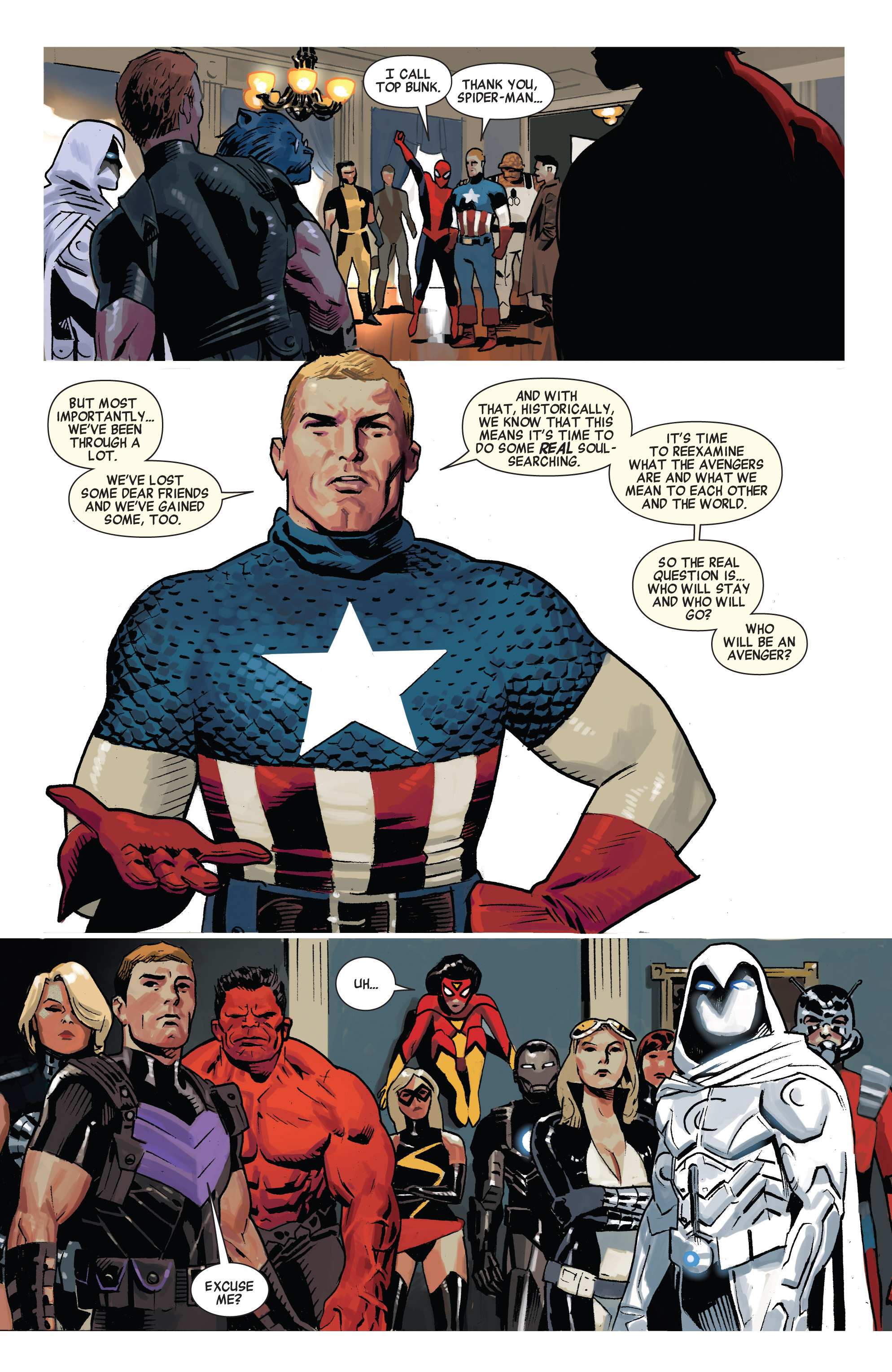 Read online Avengers (2010) comic -  Issue #18 - 14