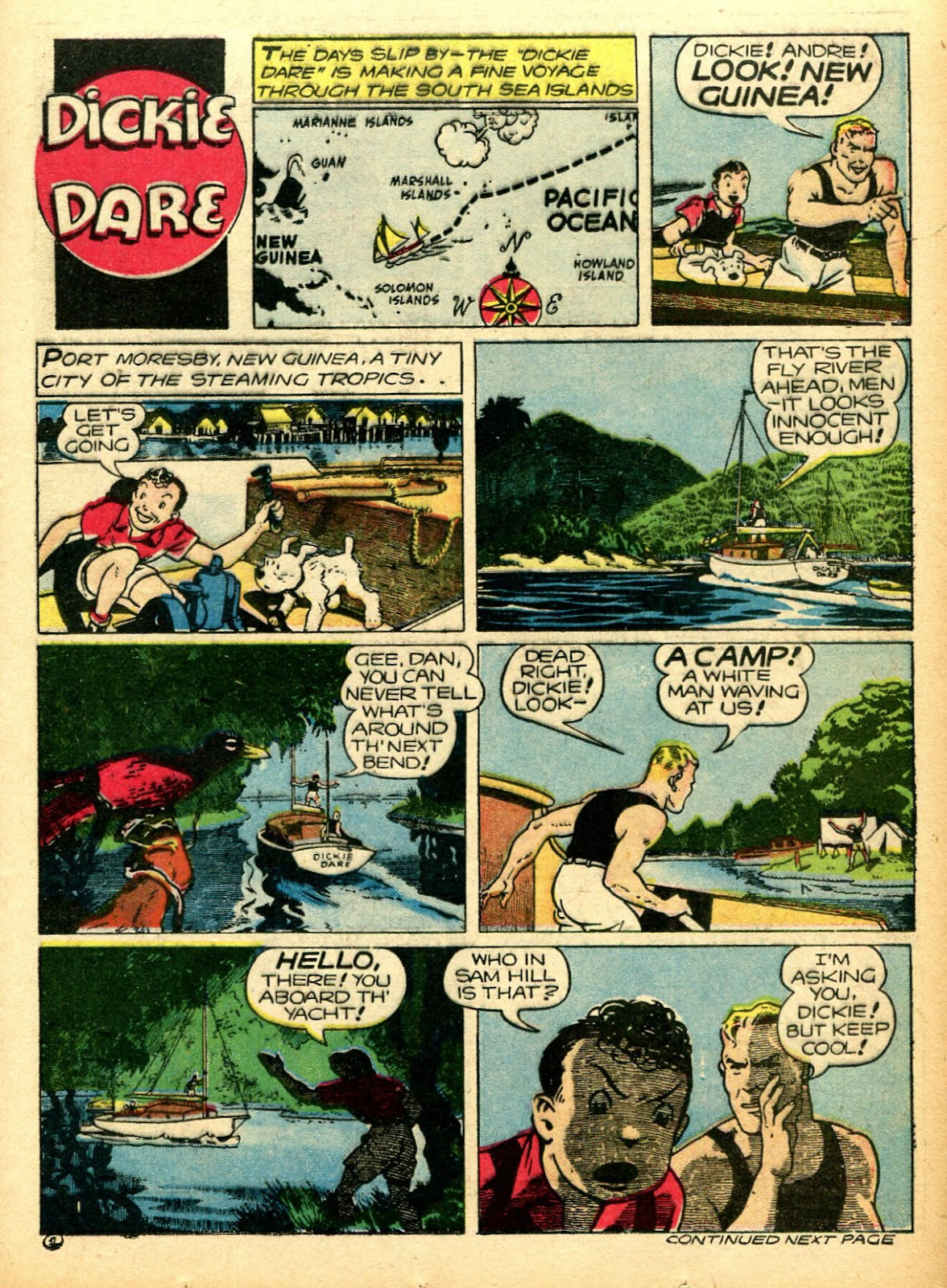 Read online Famous Funnies comic -  Issue #94 - 25