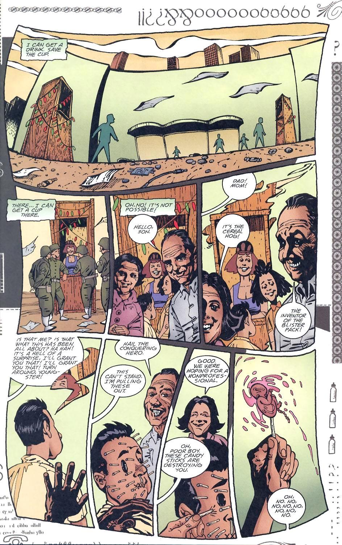 Read online Flinch comic -  Issue #7 - 12