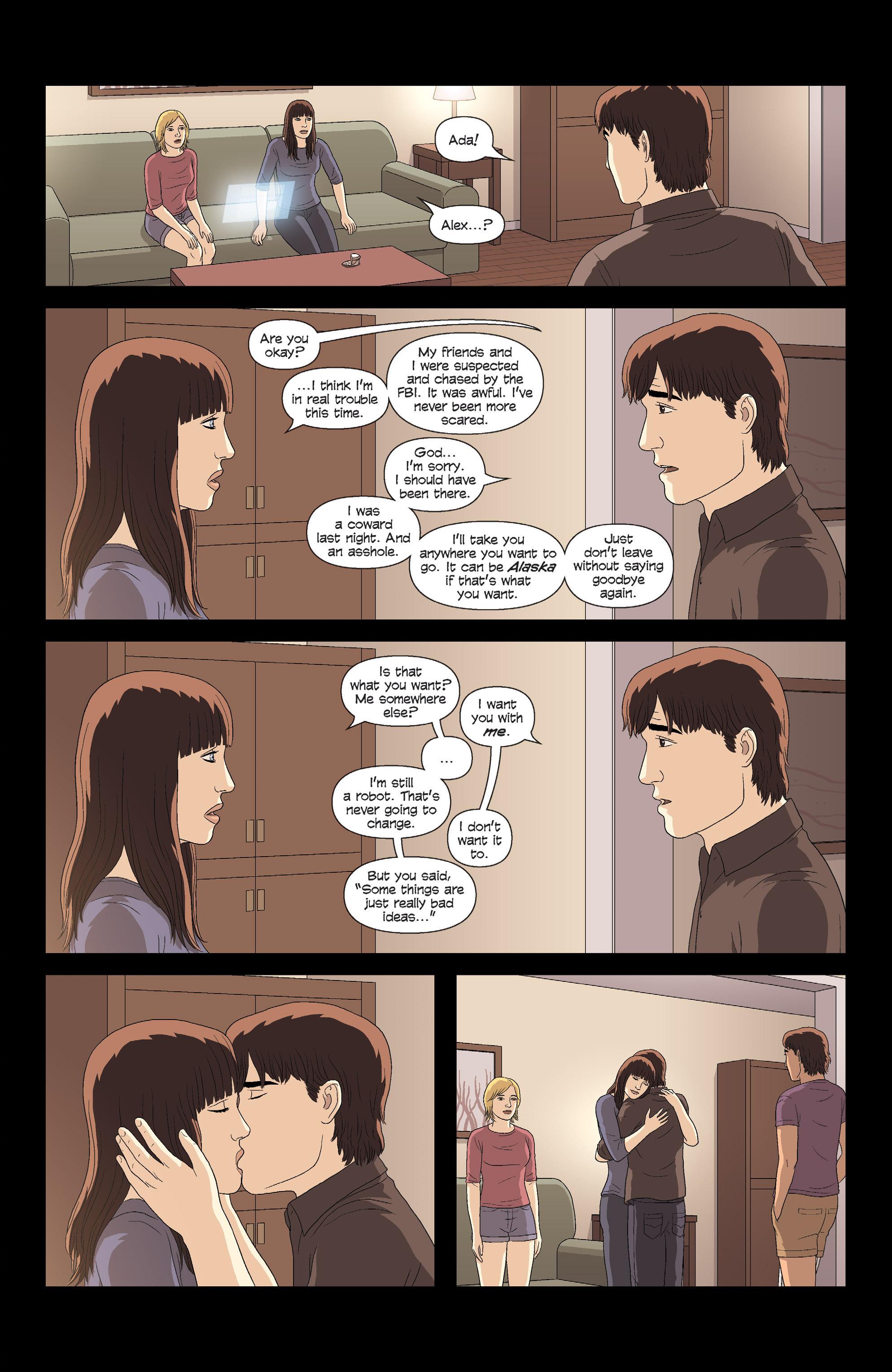 Read online Alex   Ada comic -  Issue # _TPB 2 - 116