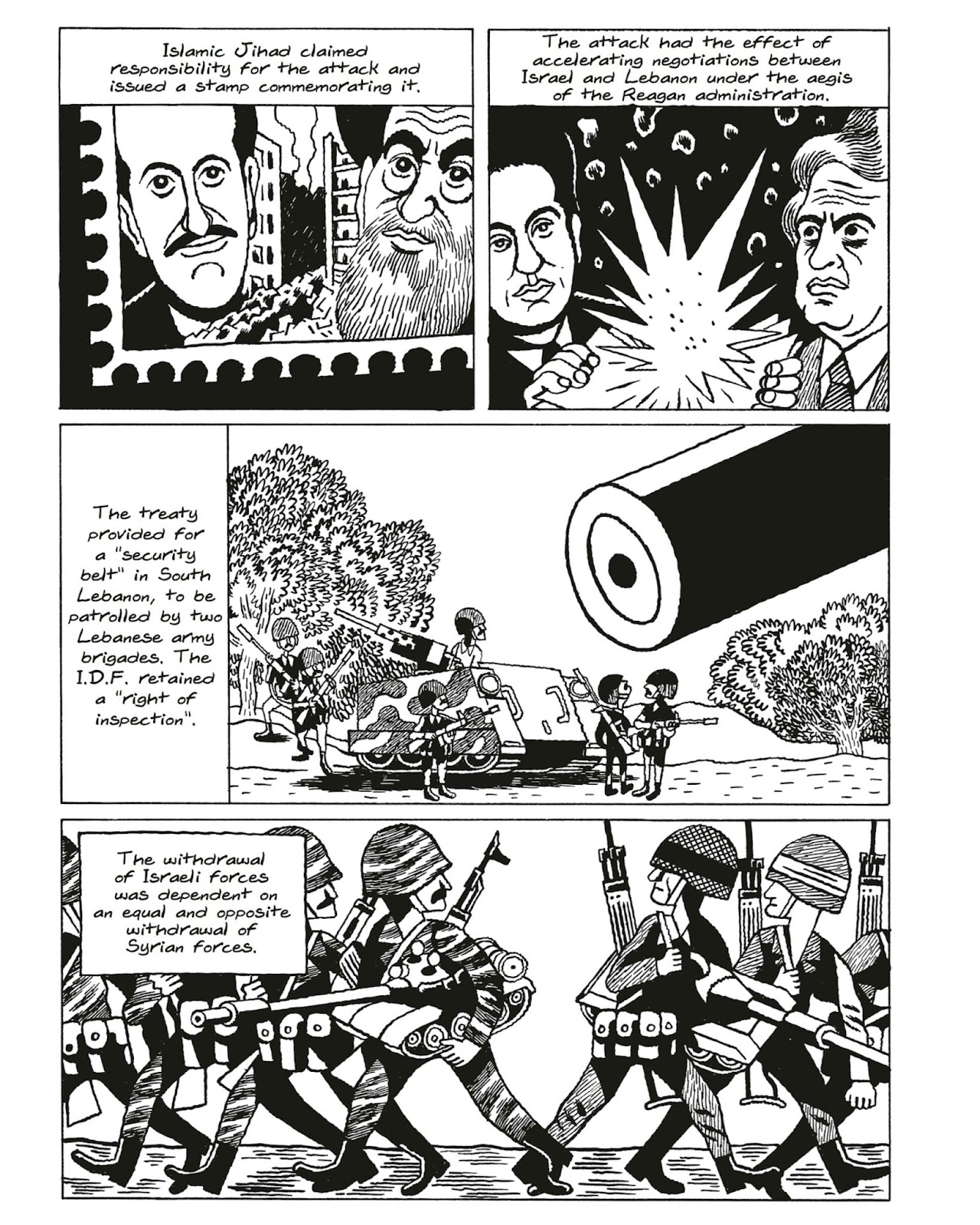 Best of Enemies: A History of US and Middle East Relations issue TPB_2 - Page 98