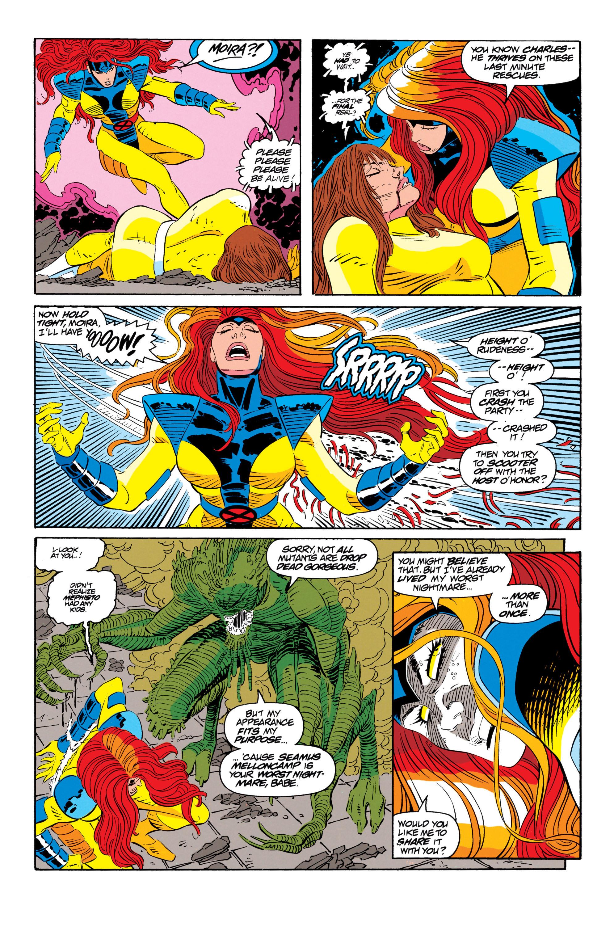 Read online Uncanny X-Men (1963) comic -  Issue #300 - 37