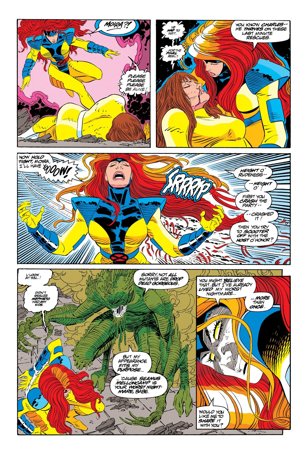 Uncanny X-Men (1963) issue 300 - Page 37