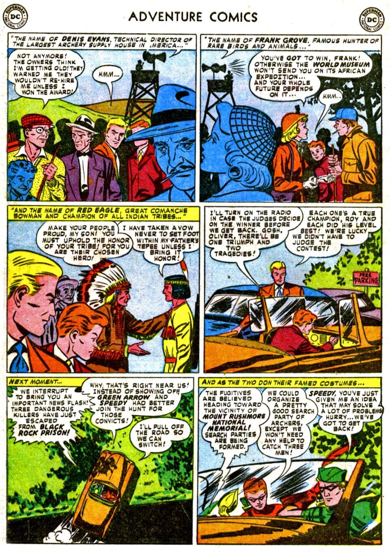 Read online Adventure Comics (1938) comic -  Issue #177 - 34