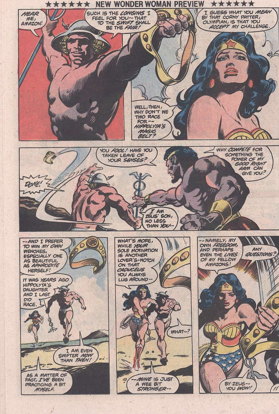 Read online Wonder Woman (1942) comic -  Issue #287b - 12