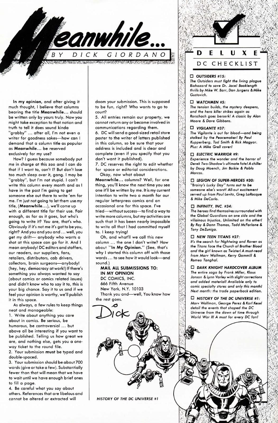 Vigilante (1983) issue 37 - Page 2