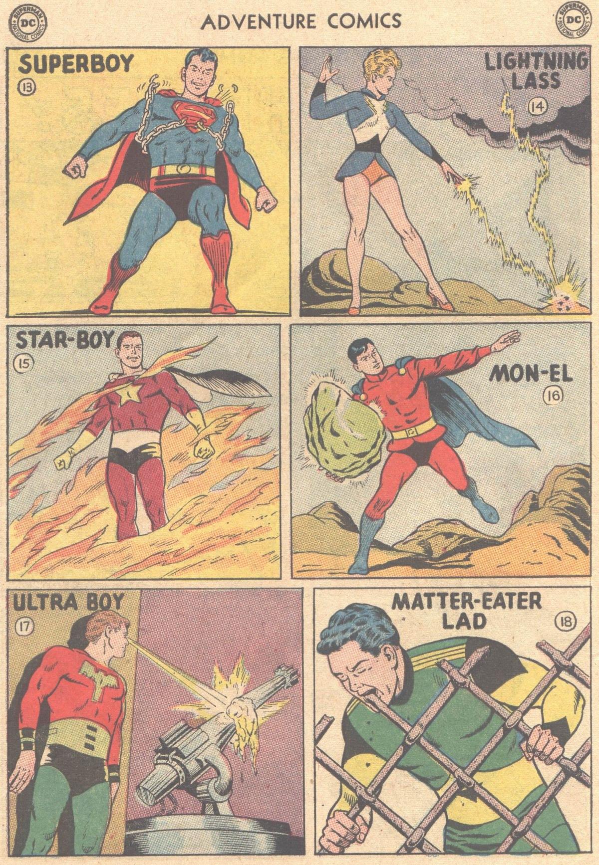 Read online Adventure Comics (1938) comic -  Issue #316 - 31