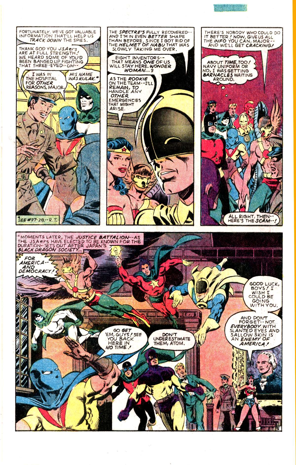 Read online All-Star Squadron comic -  Issue #30 - 6