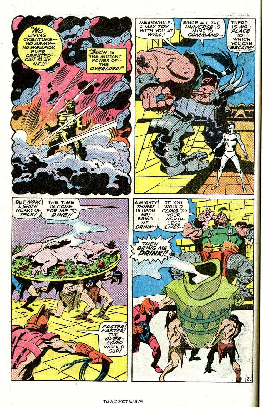 Silver Surfer (1968) issue 6 - Page 28