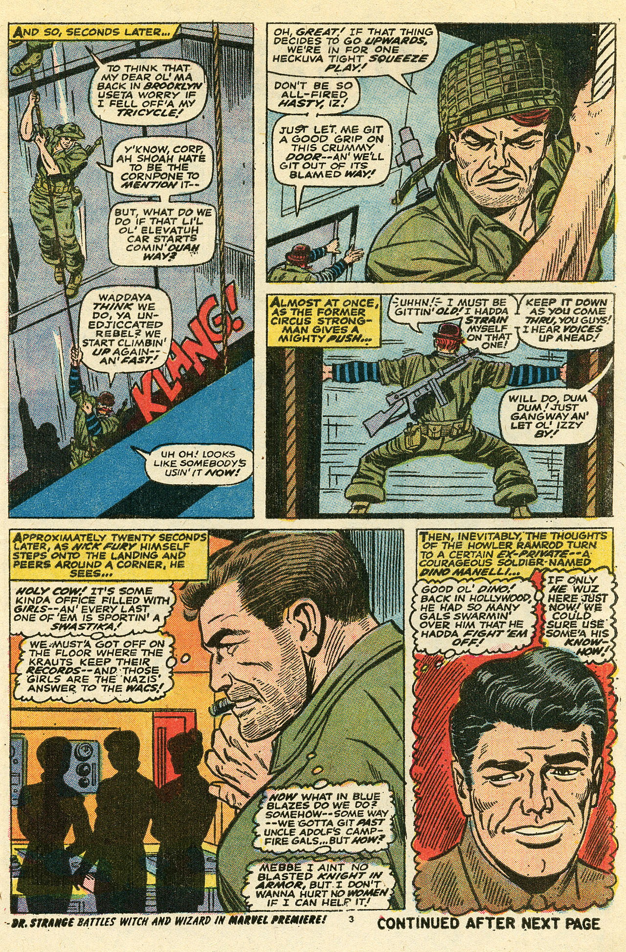 Read online Sgt. Fury comic -  Issue #111 - 5