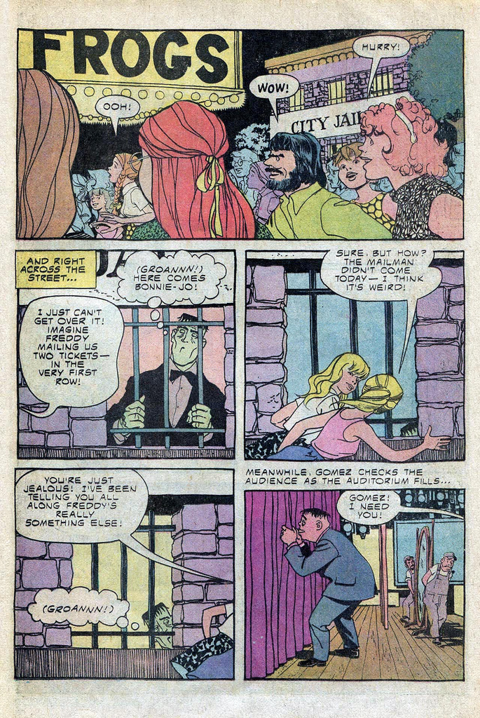 Addams Family issue 3 - Page 14