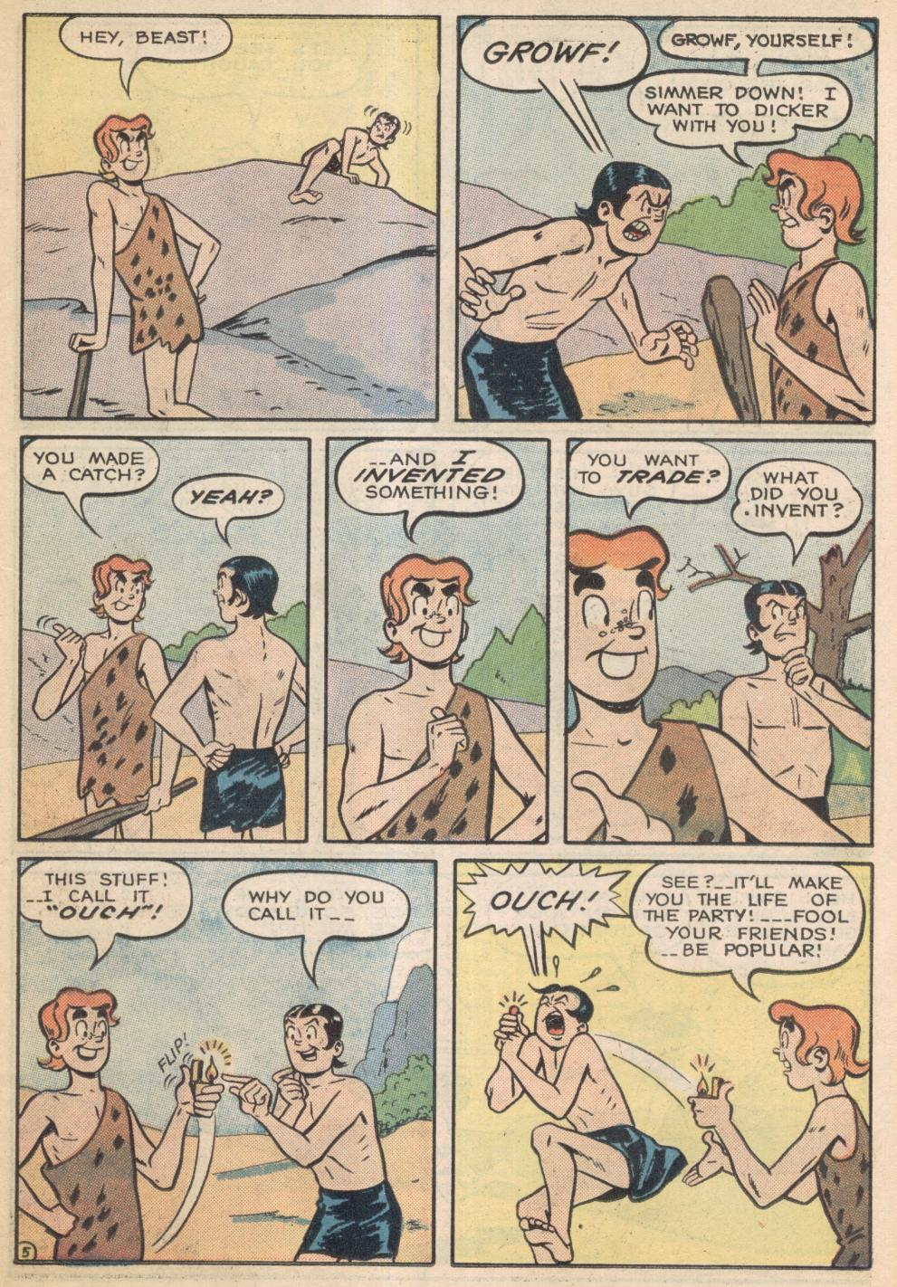 Read online Archie (1960) comic -  Issue #137 - 8