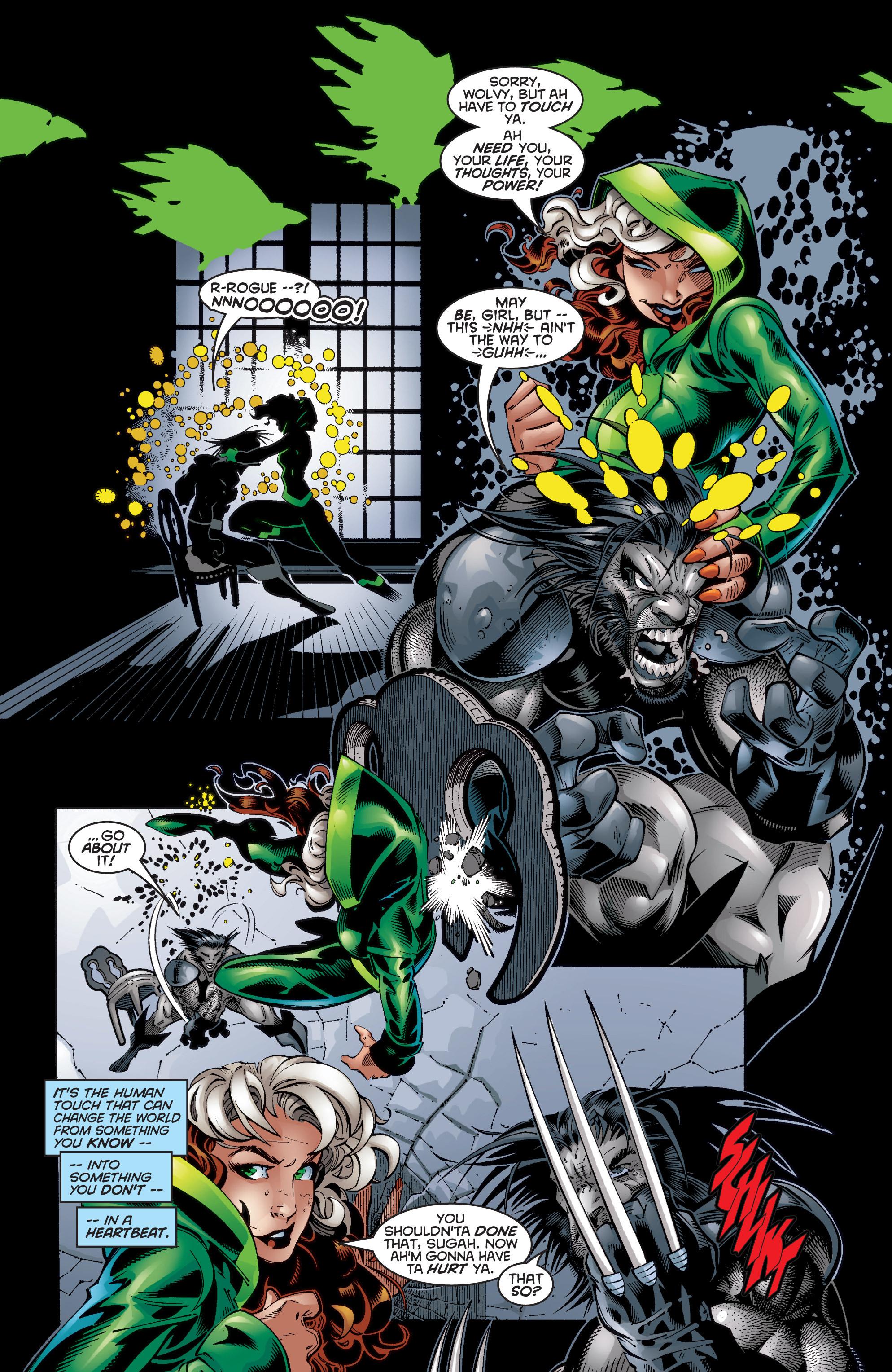Read online Uncanny X-Men (1963) comic -  Issue #353 - 3