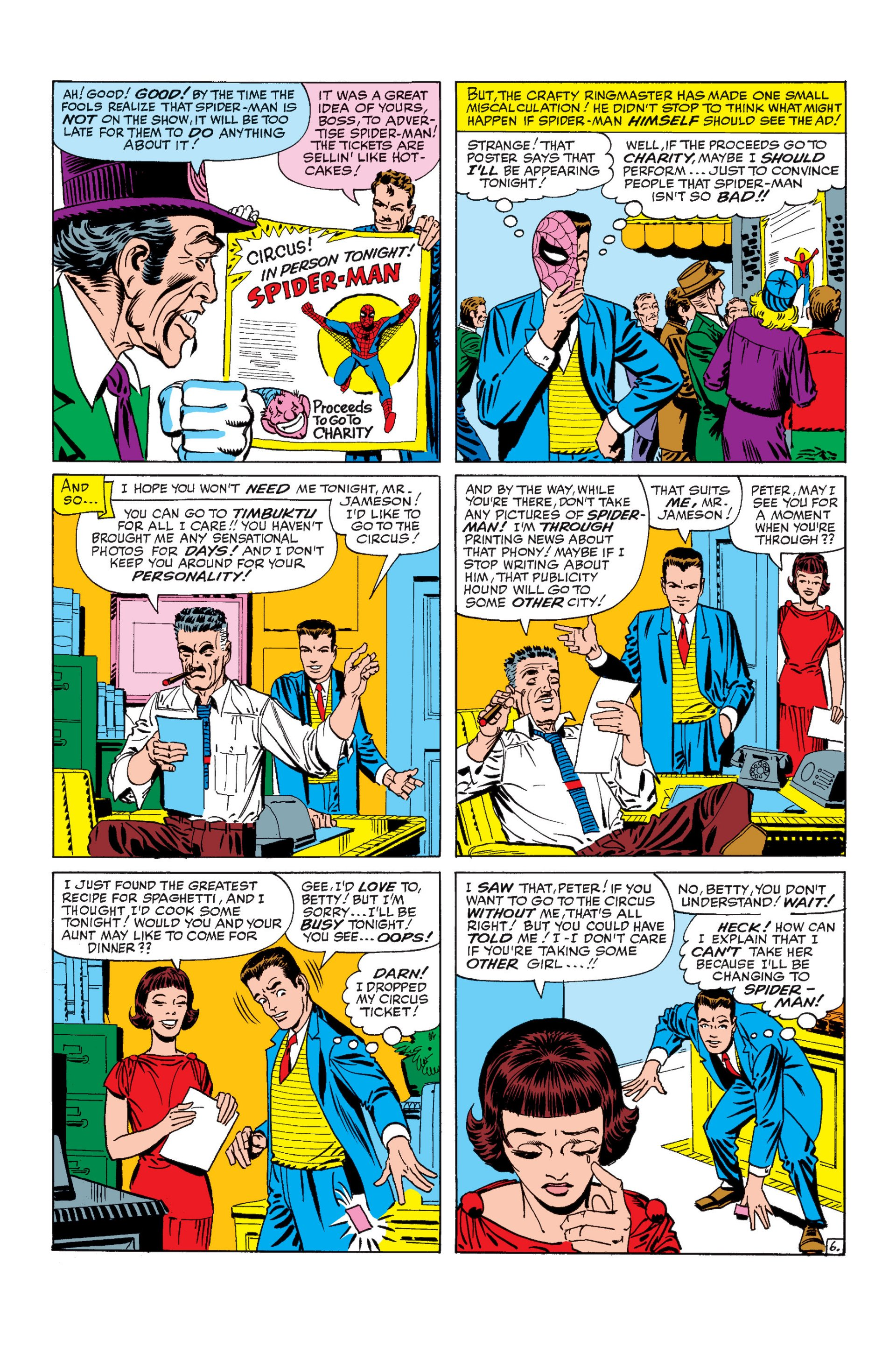 The Amazing Spider-Man (1963) 16 Page 6