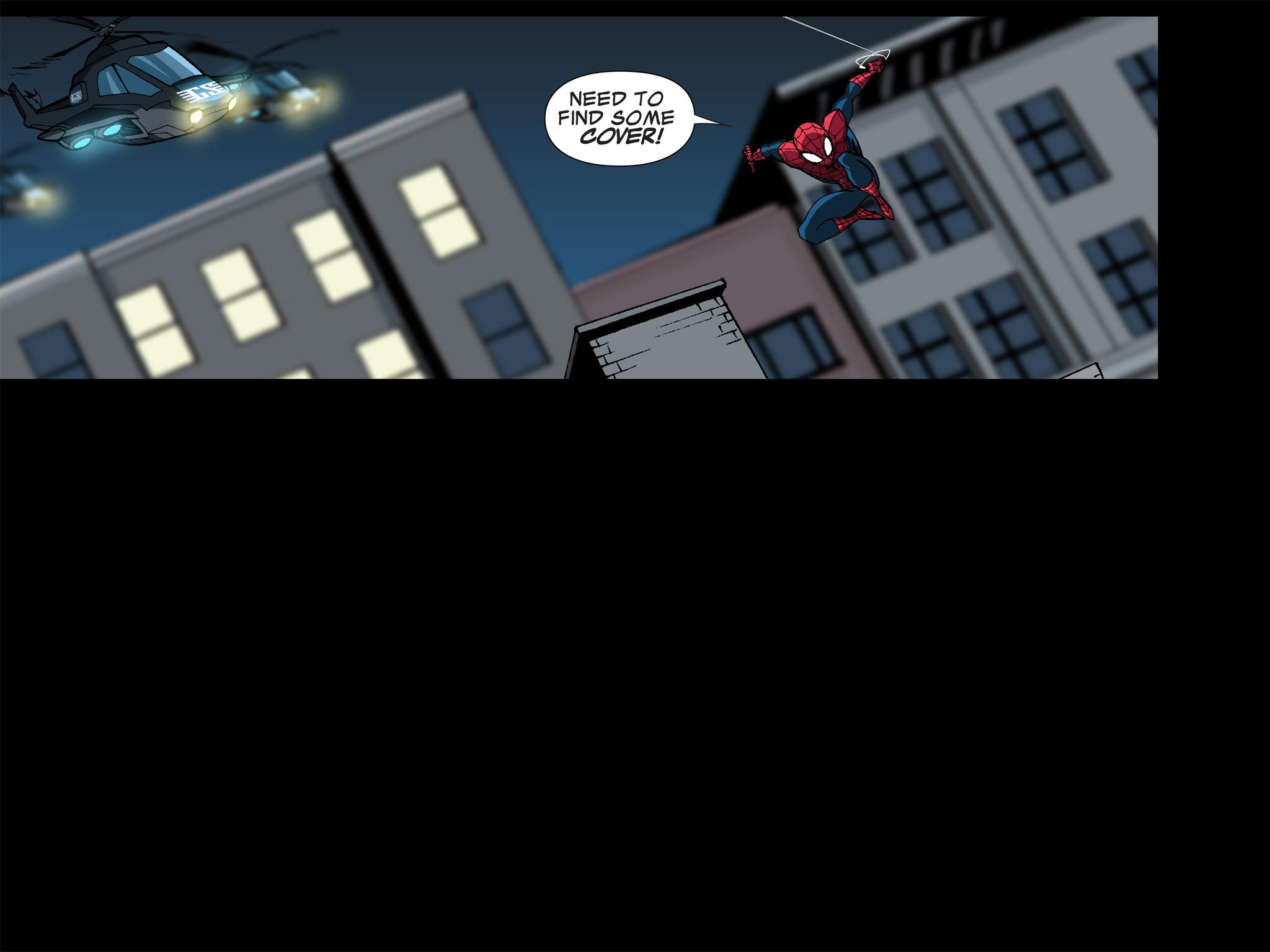 Read online Ultimate Spider-Man (Infinite Comics) (2015) comic -  Issue #17 - 5
