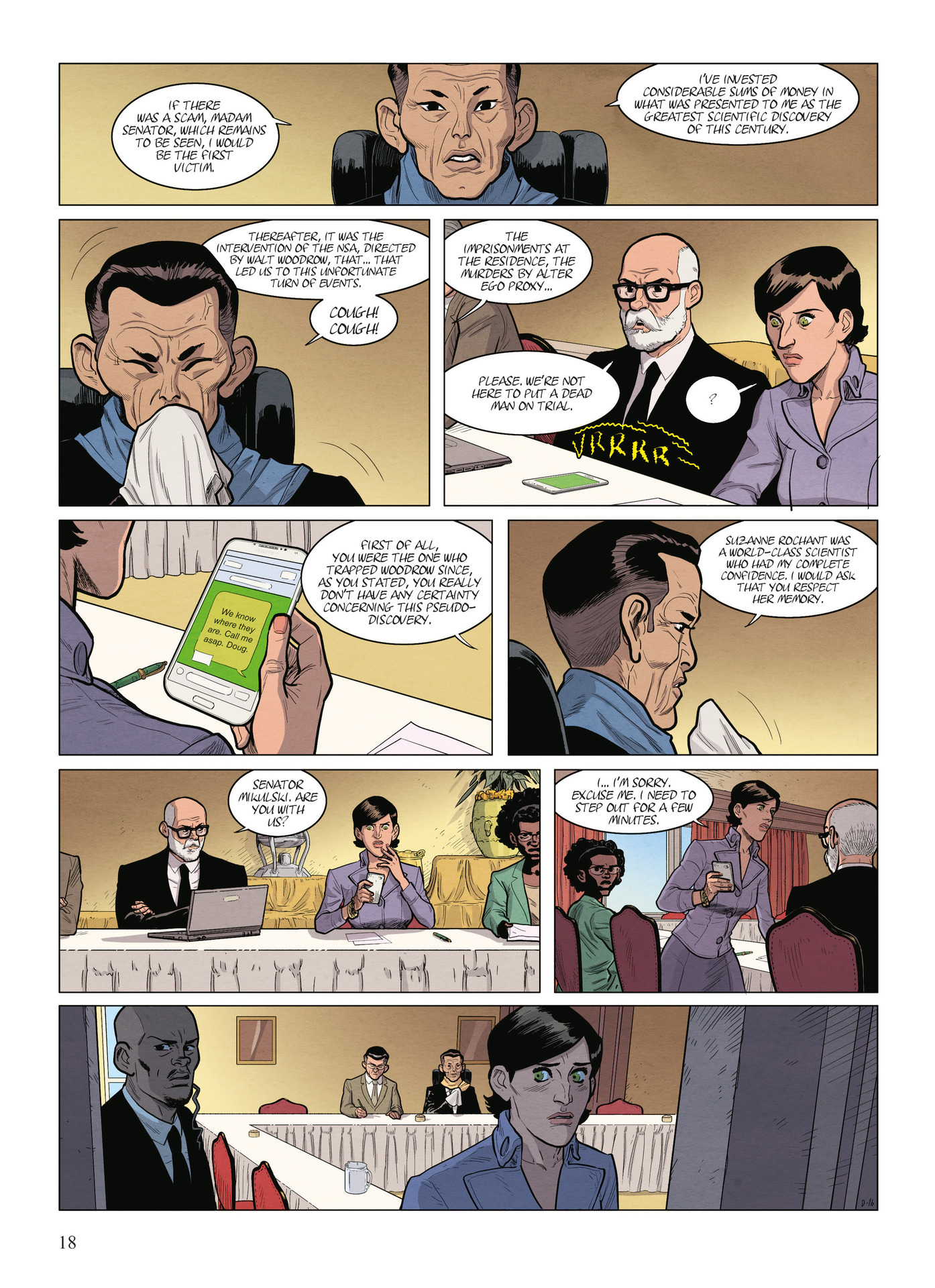 Read online Alter Ego comic -  Issue #9 - 20