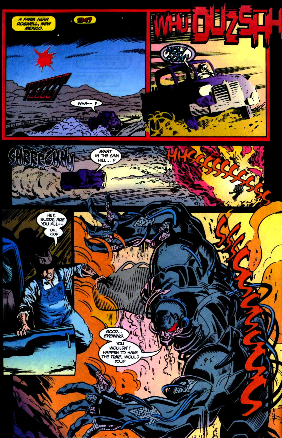 The New Warriors Issue #68 #72 - English 3