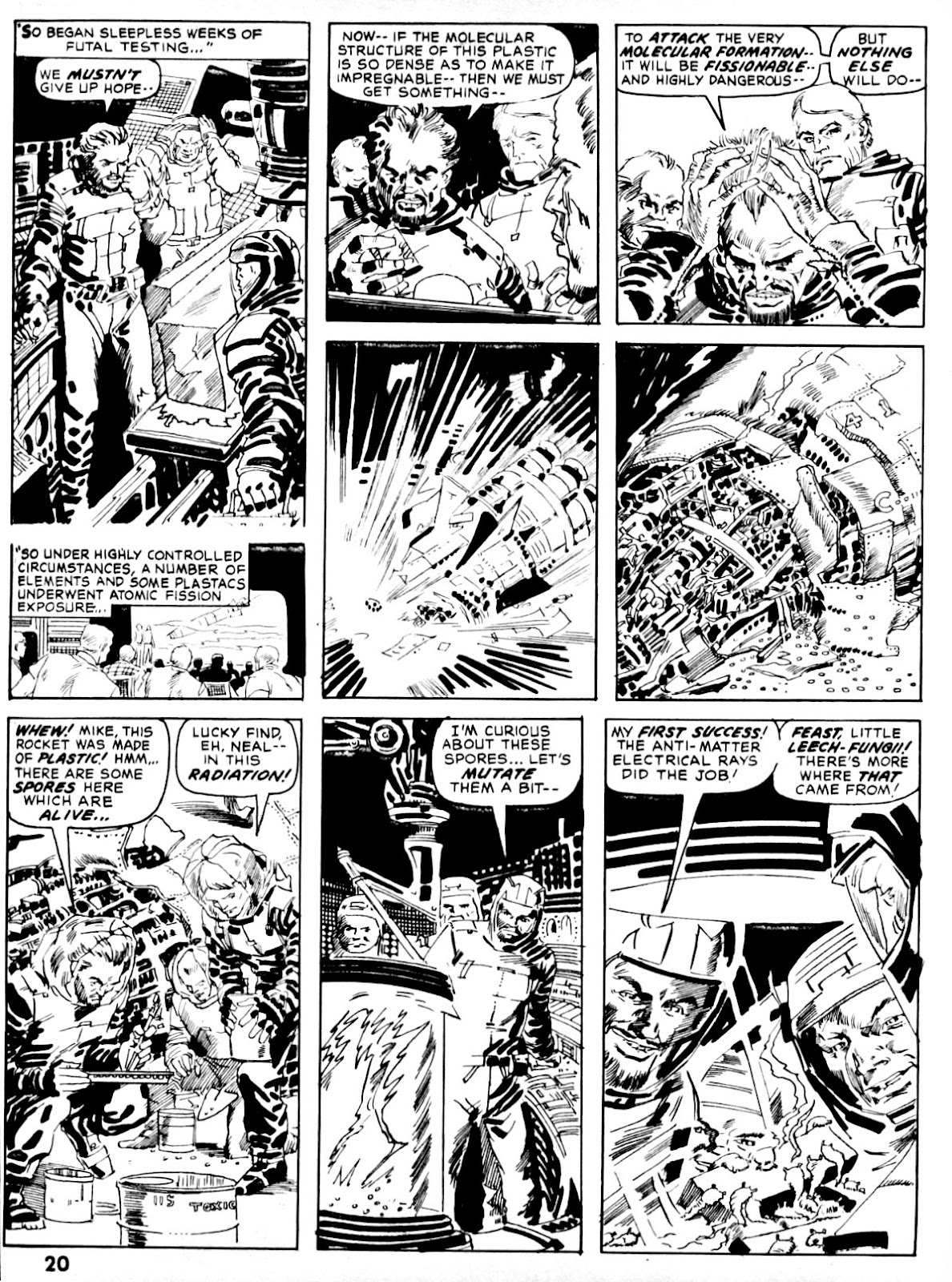 Nightmare (1970) issue 14 - Page 19