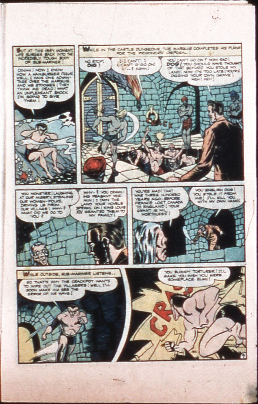 Marvel Mystery Comics (1939) issue 64 - Page 23
