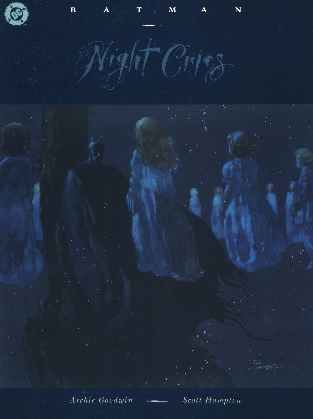 Batman: Night Cries Full Page 2