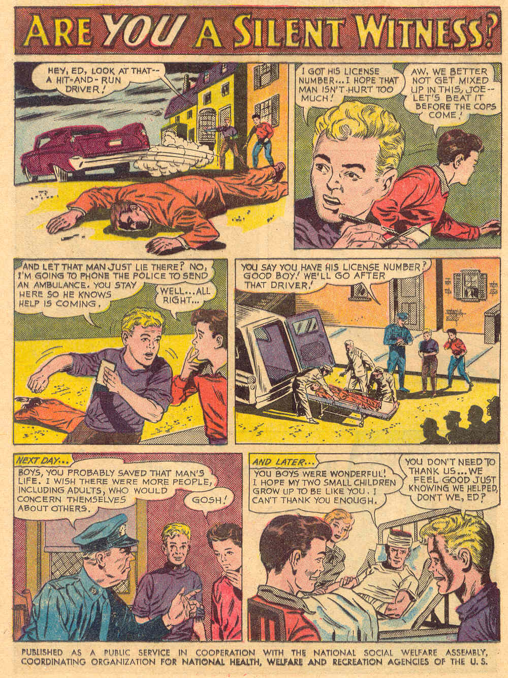 Read online Action Comics (1938) comic -  Issue #323 - 32