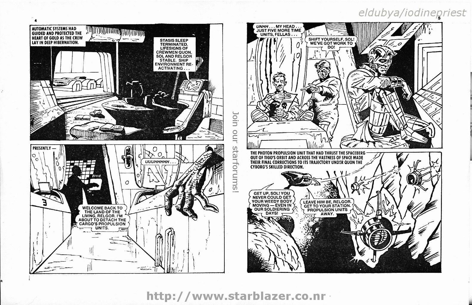Starblazer issue 242 - Page 4