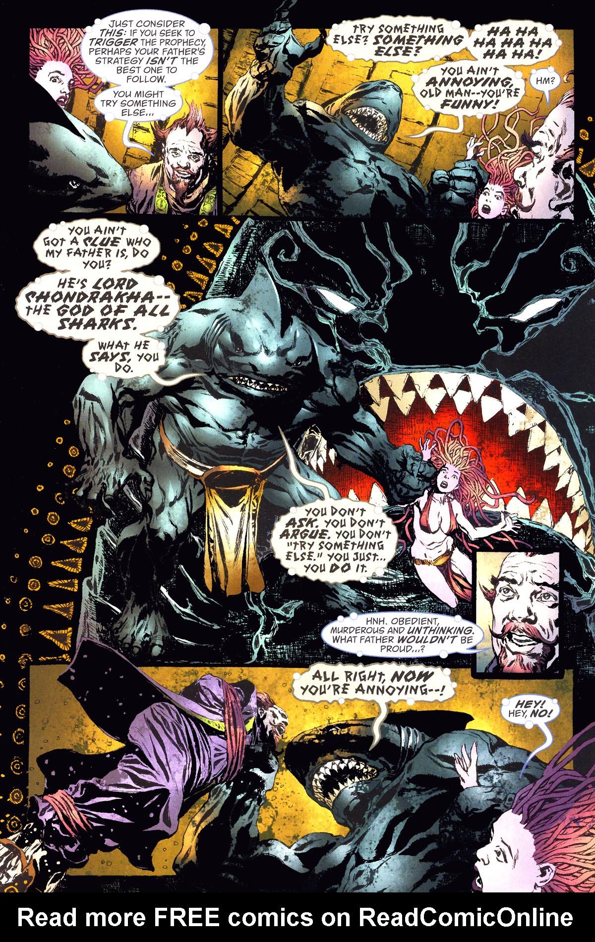 Read online Aquaman: Sword of Atlantis comic -  Issue #47 - 7