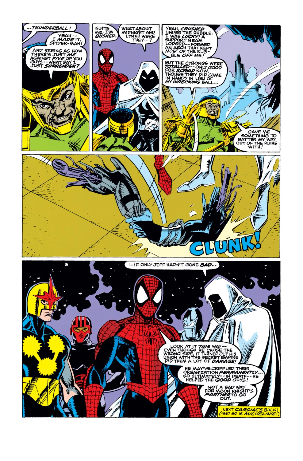 The Amazing Spider-Man (1963) 358 Page 21