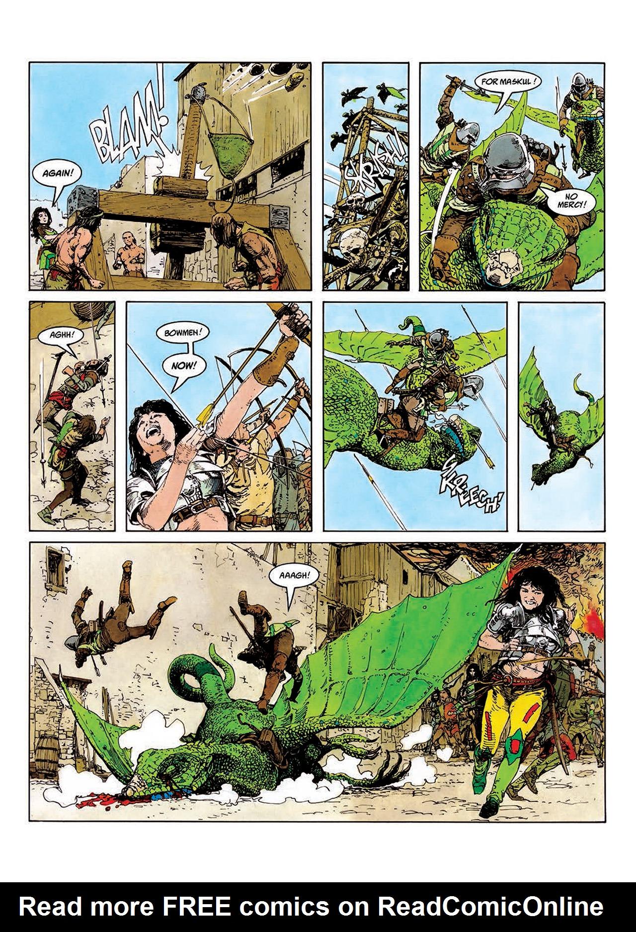 Read online Mazeworld comic -  Issue # TPB - 49