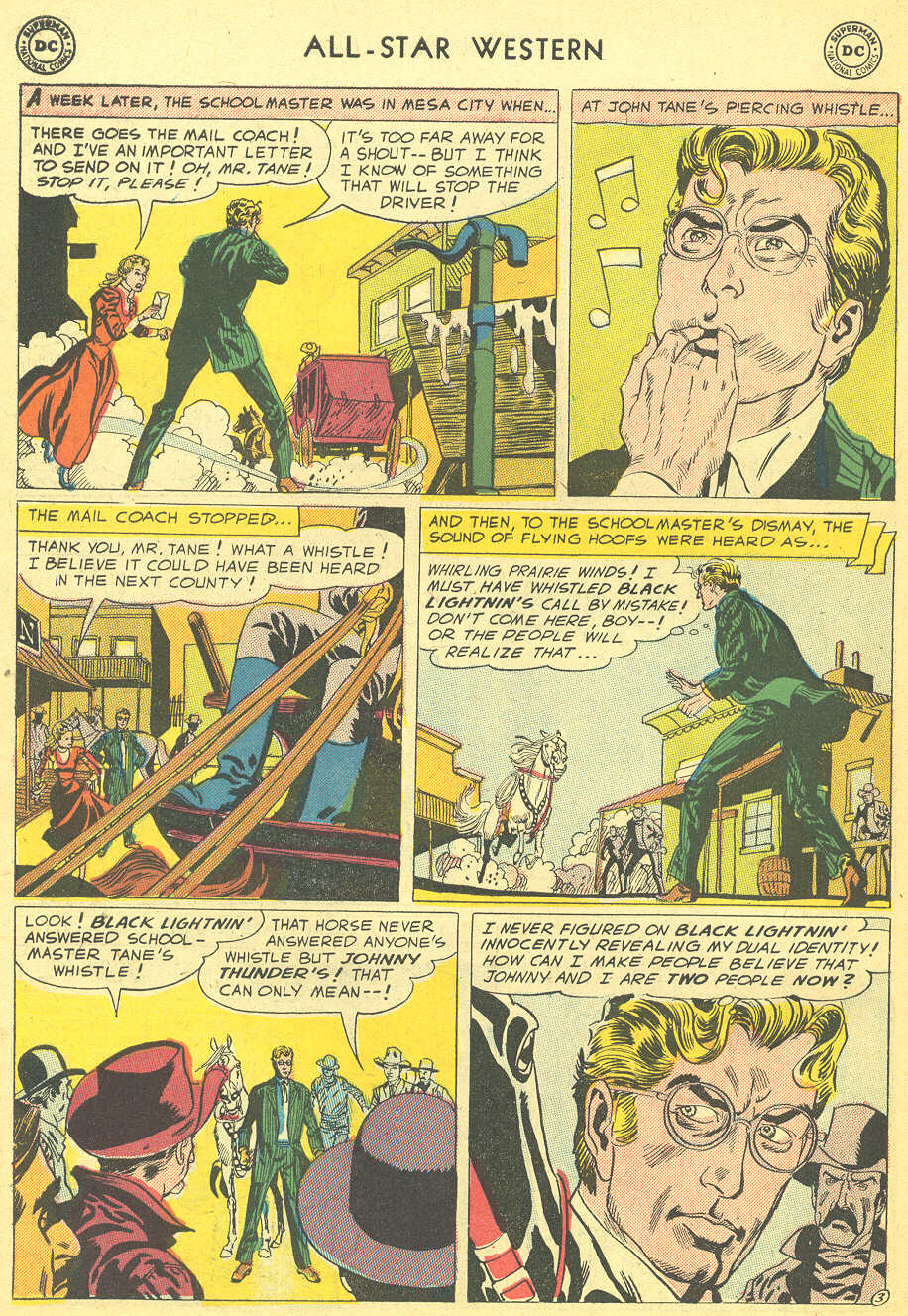 Read online All-Star Western (1951) comic -  Issue #92 - 30