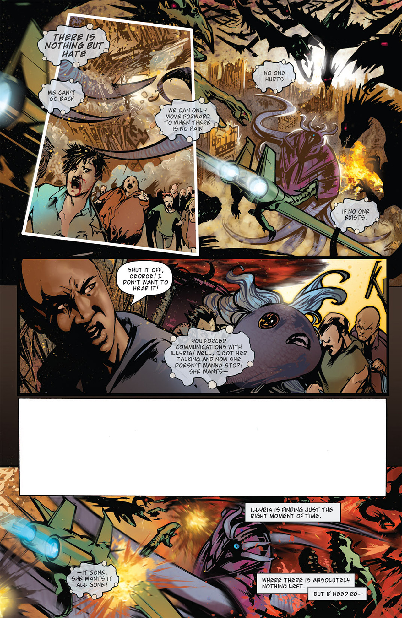 Read online Angel: After The Fall comic -  Issue #15 - 5