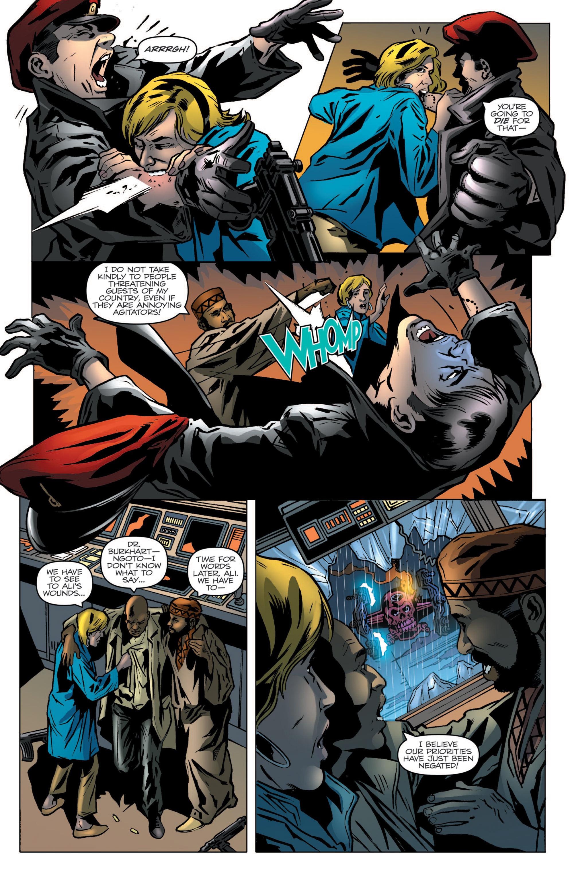 G.I. Joe: A Real American Hero 189 Page 21