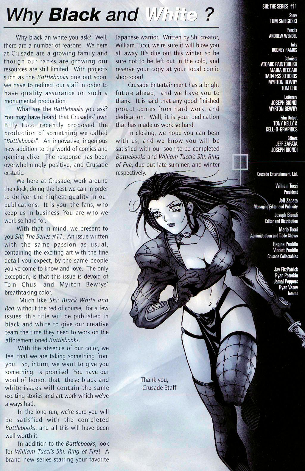 Read online Shi: The Series comic -  Issue #11 - 23
