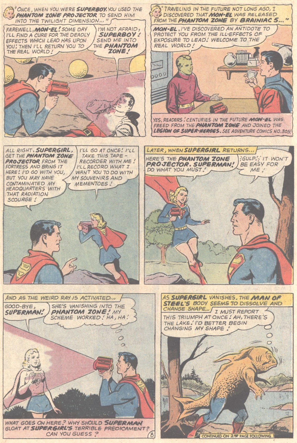 Read online Adventure Comics (1938) comic -  Issue #398 - 11