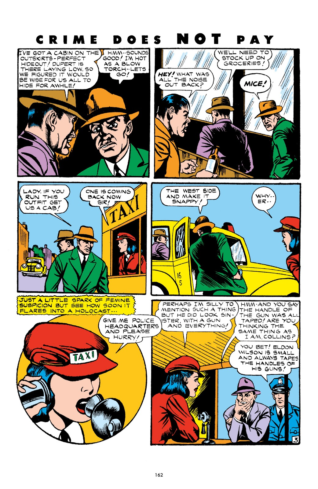 Read online Crime Does Not Pay Archives comic -  Issue # TPB 3 (Part 2) - 62