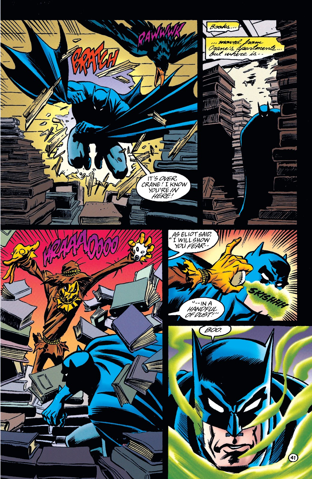 Read online Batman Arkham: Scarecrow comic -  Issue # TPB (Part 2) - 81