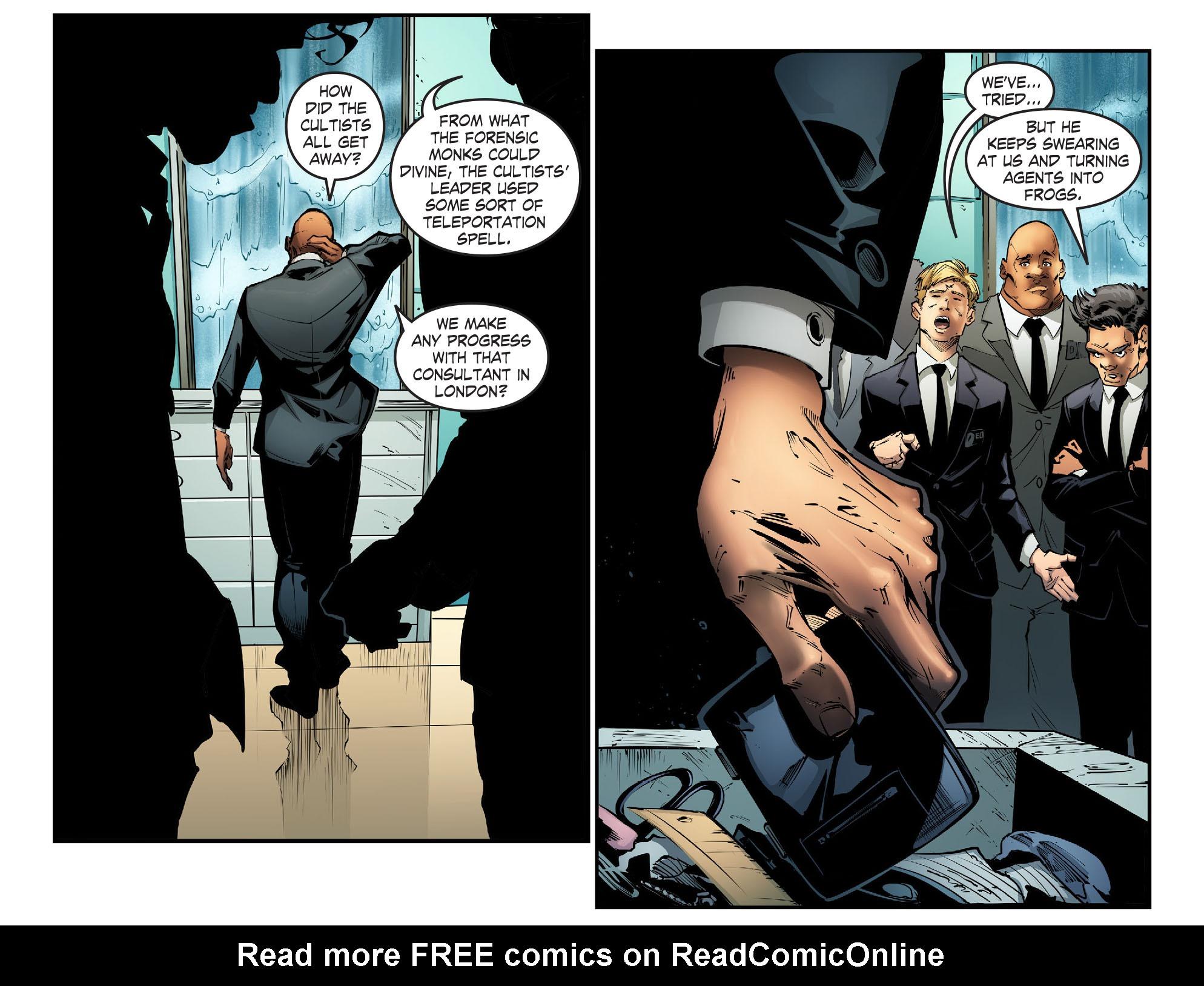 Read online Smallville: Season 11 comic -  Issue #57 - 16